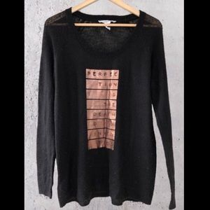 16faf56c0d61 BCBGeneration Sweaters - BCBGeneration Sheer Sweater